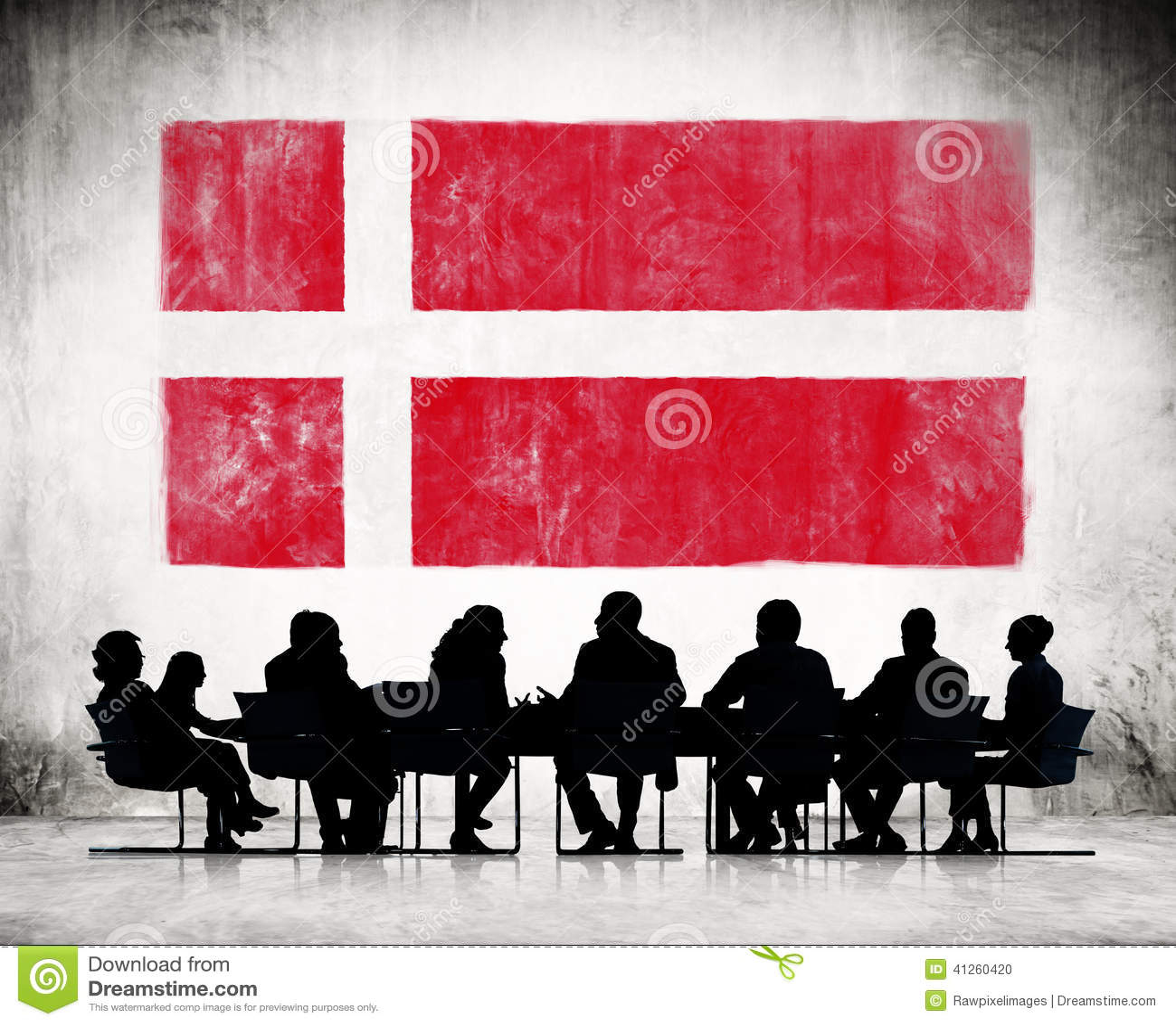 Textured Map Of Denmark, Stock Photo | CartoonDealer.com #82762356