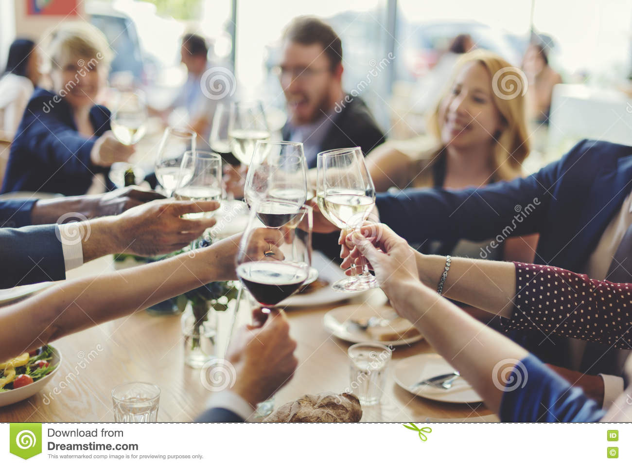 Download Business People Party Celebration Success Concept Stock Photo - Image of lunch, event: 76011668