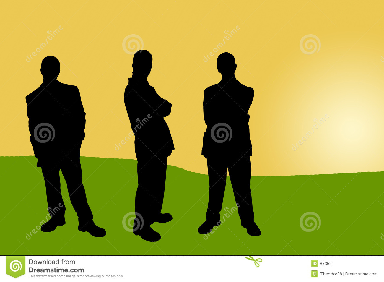 Business people shadows-16