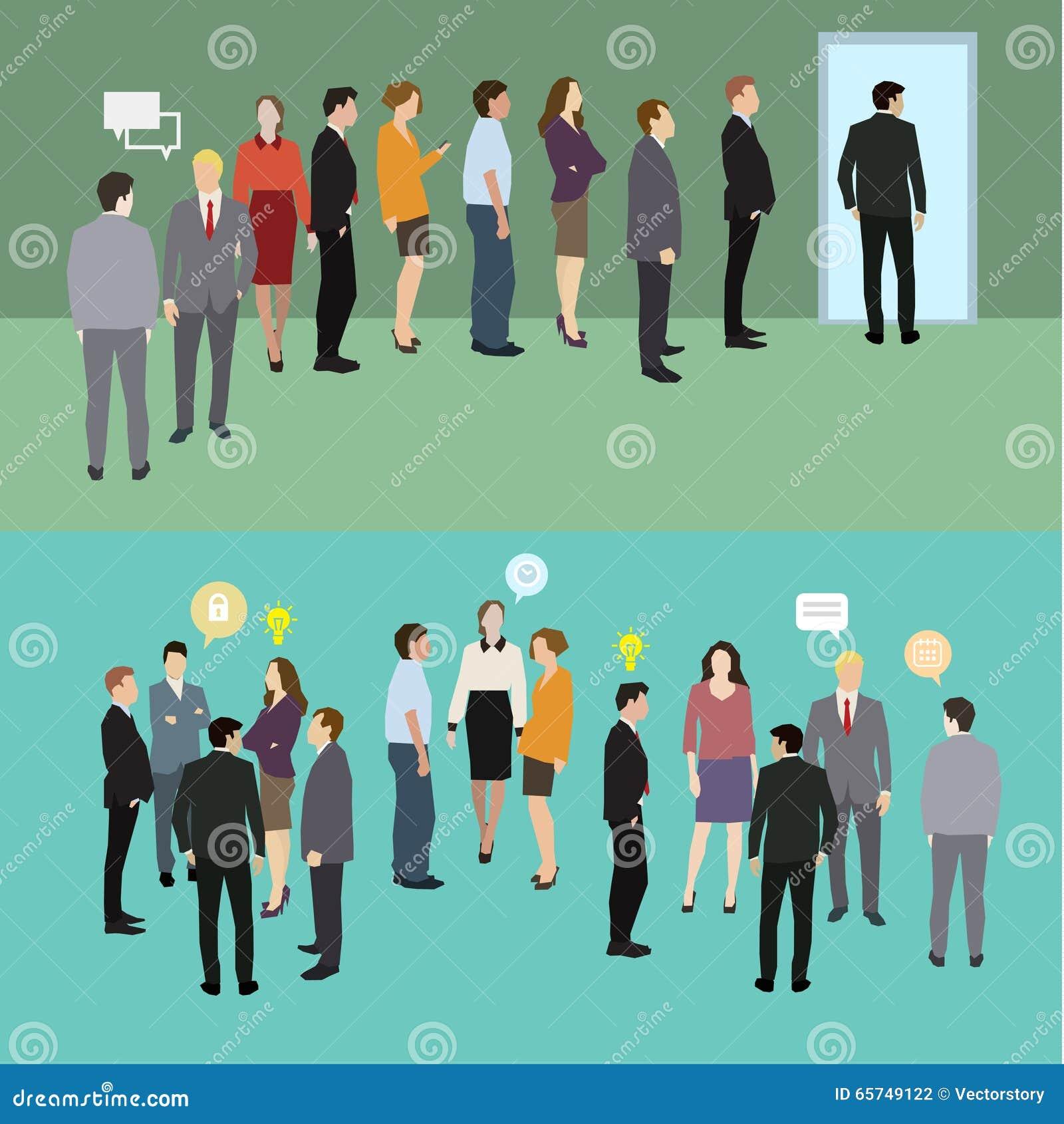 line standing business plan