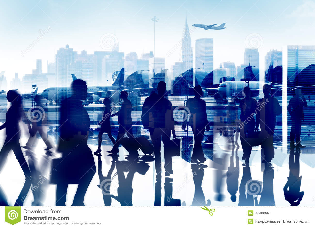 Free Images Traveling People Airport Bridge Business: Business People Travel Corporate Airport Passenger