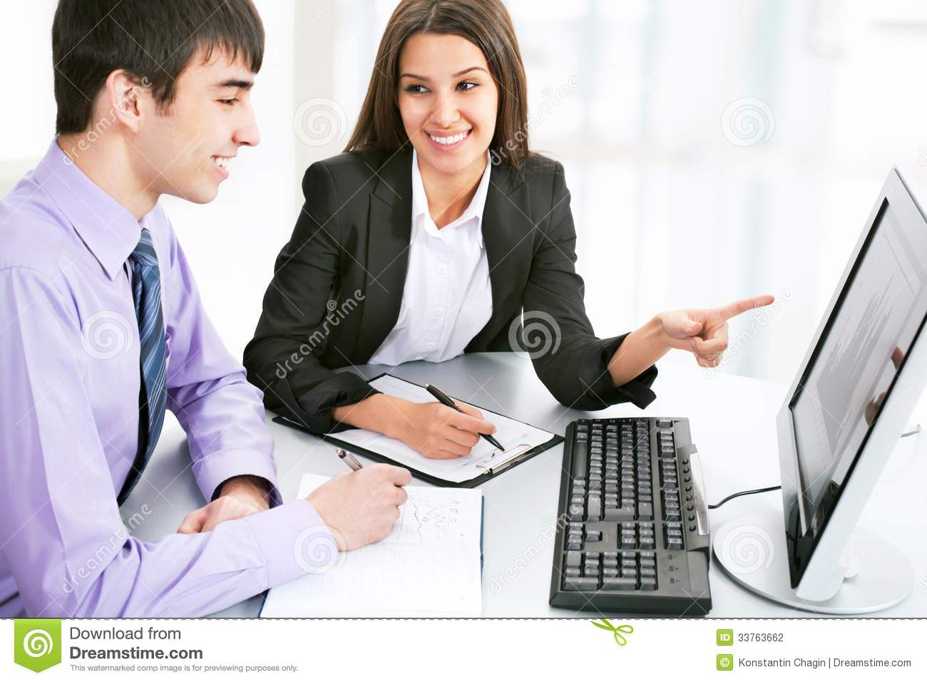 Business People Stock Photography - Image: 33763662