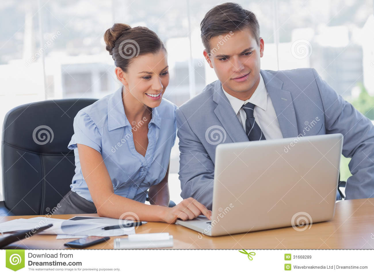 working in busines People on sick leave, paid leave or vacation are included, while working  proprietors, active business partners, unpaid family workers and home workers  are.