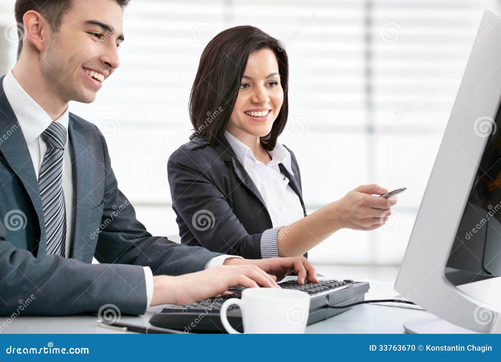 Business People Stock Photo - Image: 33763670