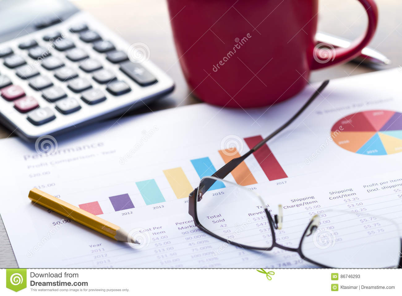 Business performance analysis stock image image of macro fiscal royalty free stock photo ccuart Gallery