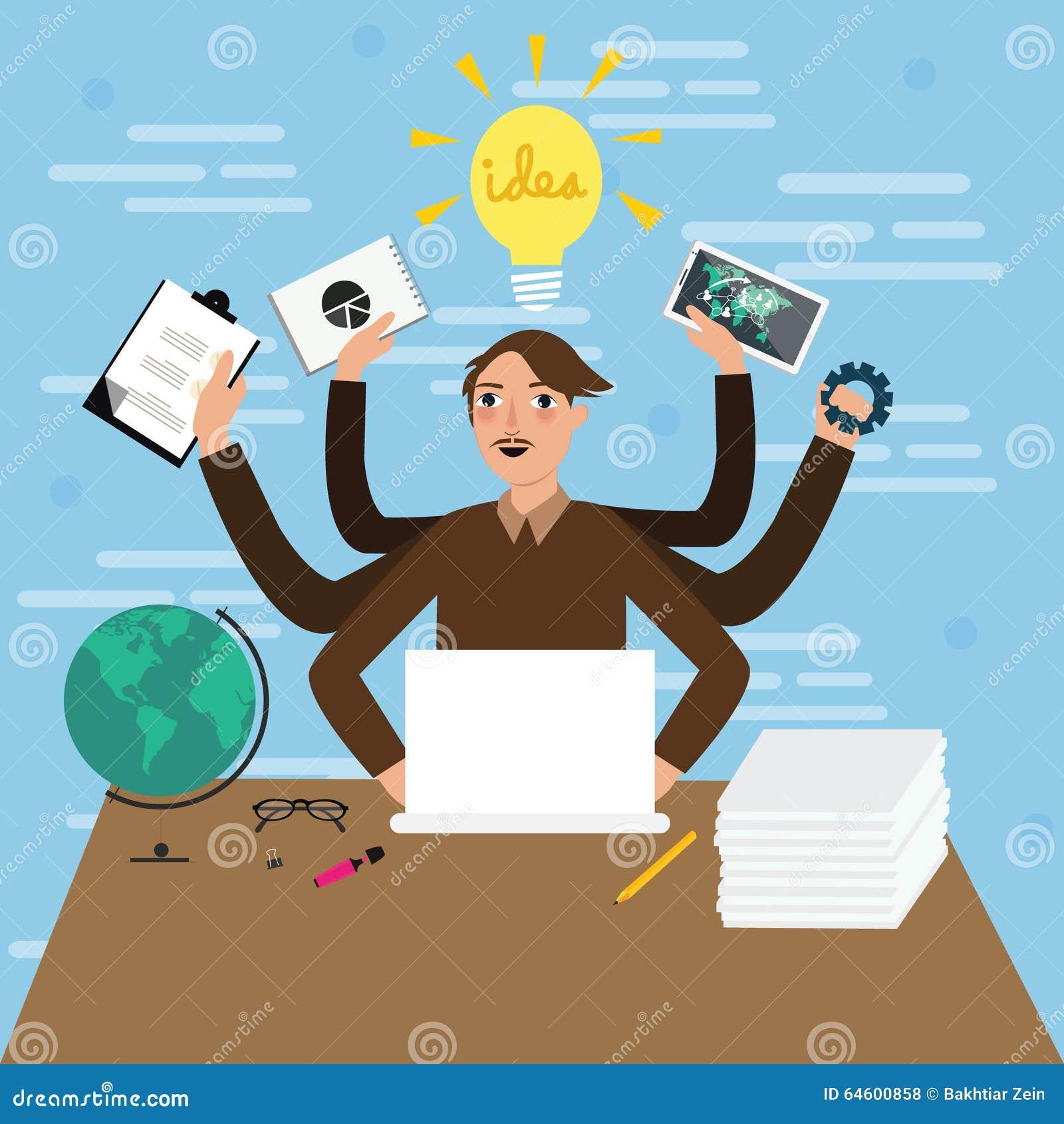 Multitasking essay