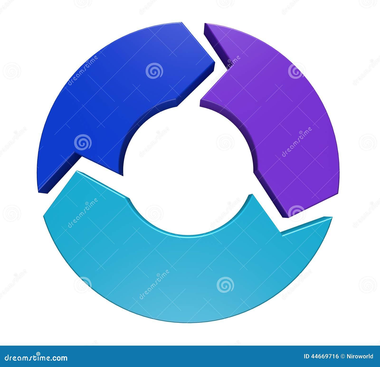 business plan cycle diagram stock illustration image. Black Bedroom Furniture Sets. Home Design Ideas