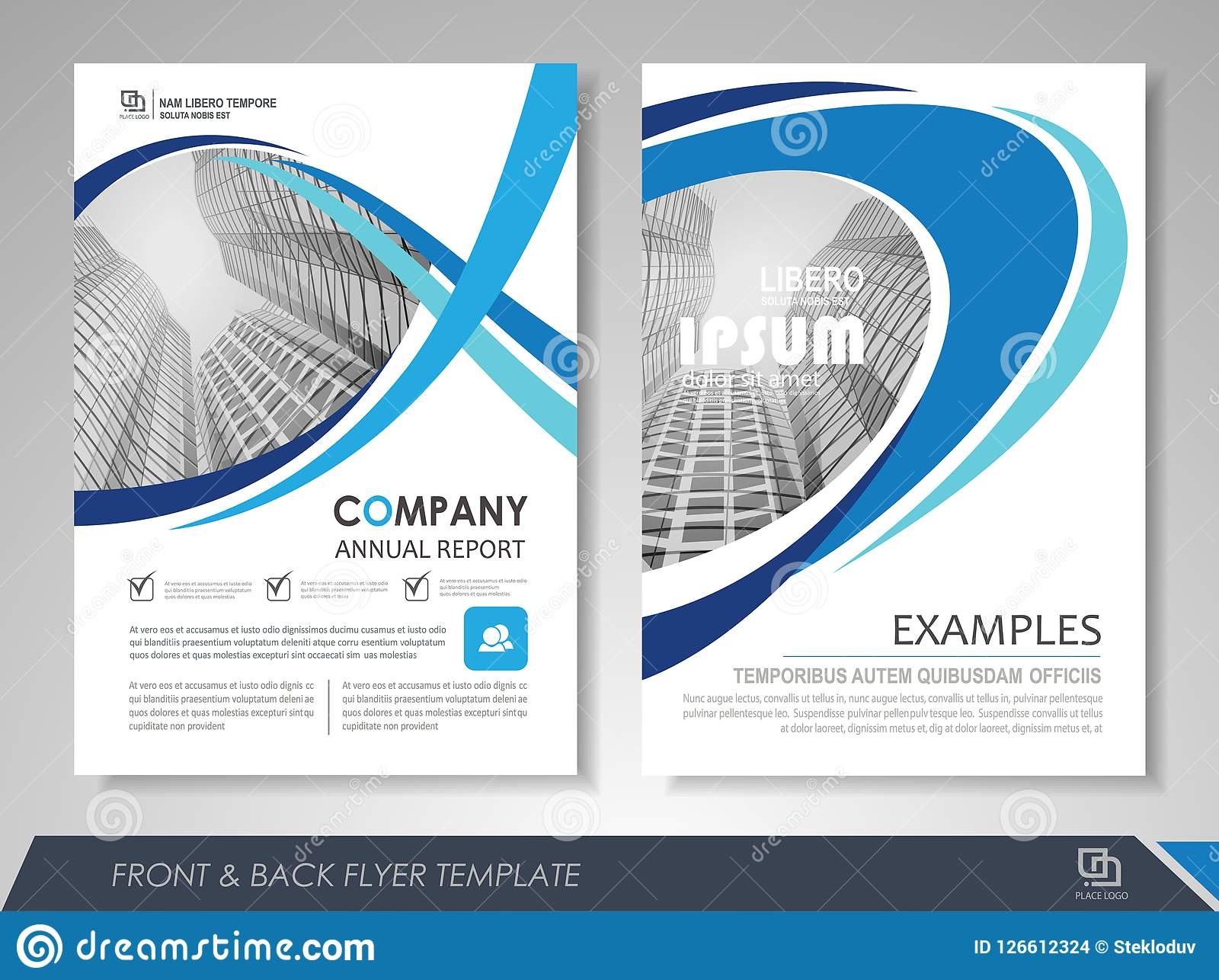 Business Poster Template Stock Vector Illustration Of Graphic