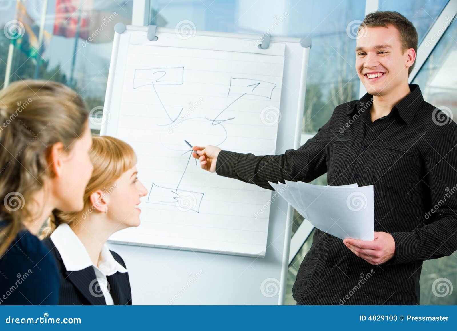 Business Presentation Photo Image 4829100 – Business Presentation