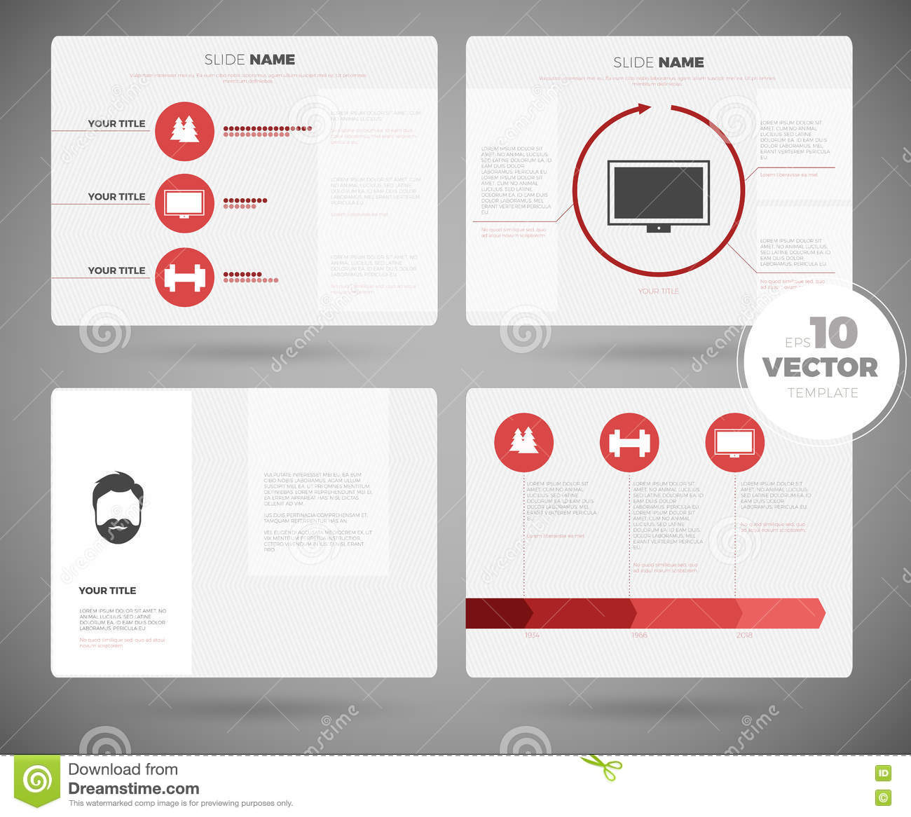 Business presentation template setpowerpoint template design download comp toneelgroepblik