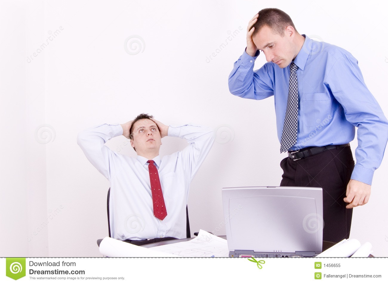 business problems stock image  image of suit  questioning