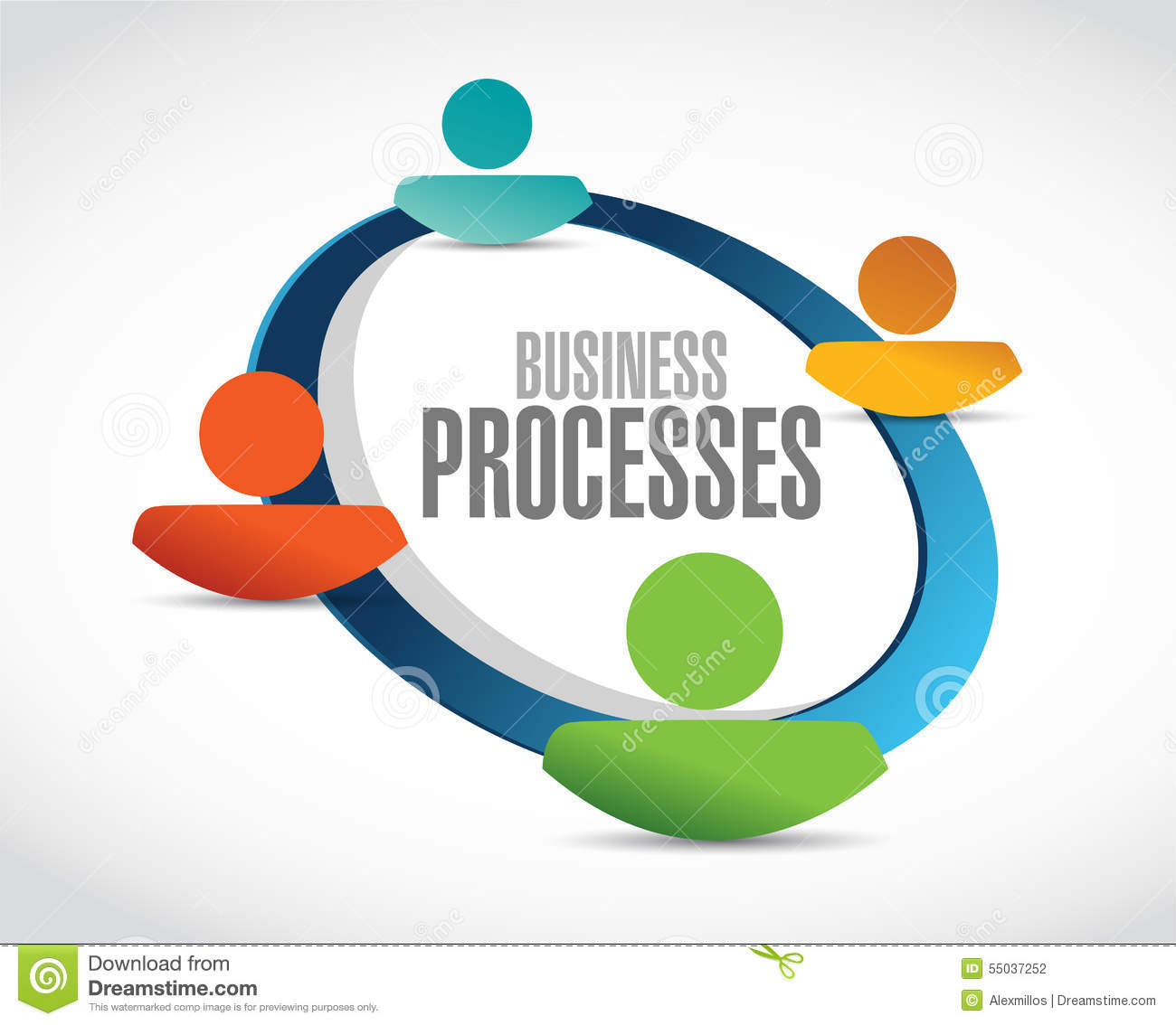business processes seal sign concept royalty