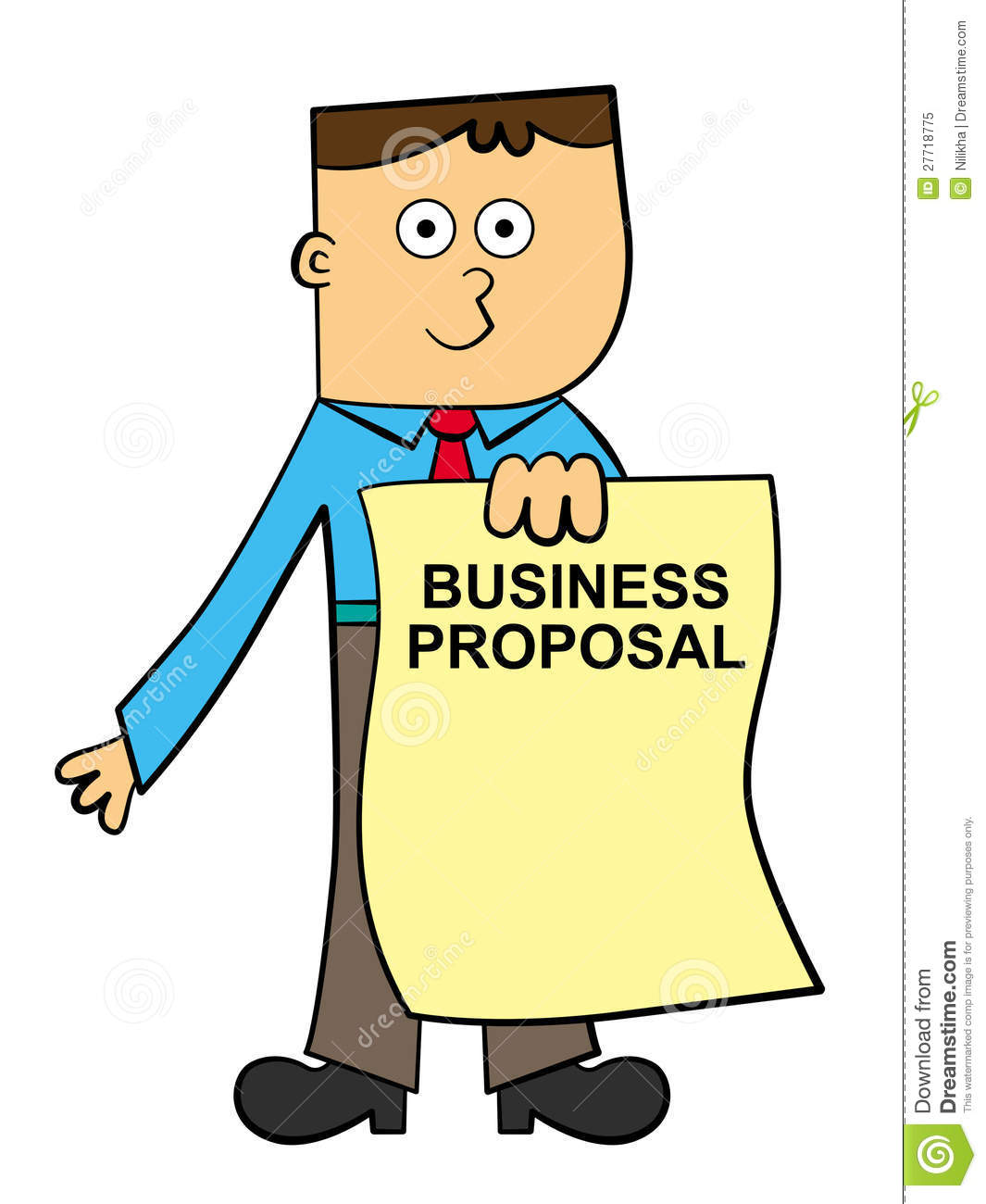 a business proposal for you stock illustration illustration of rh dreamstime com engagement proposal clipart marriage proposal clipart