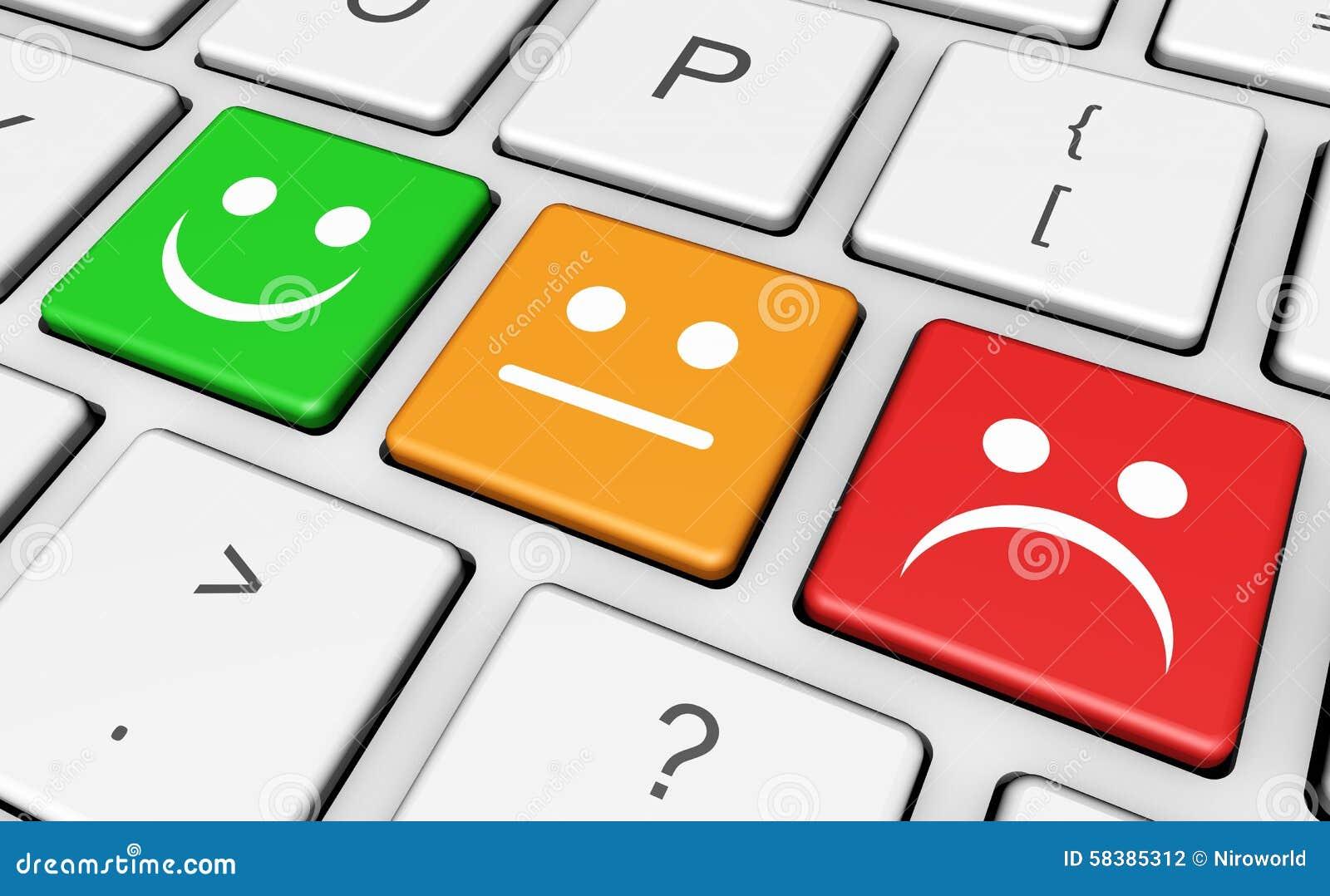 Business quality customer feedback keyboard stock illustration business quality customer feedback keyboard buycottarizona Image collections