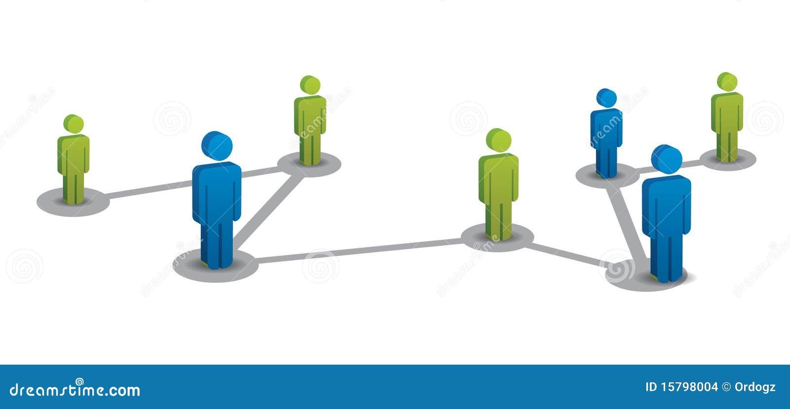 business relation stock illustration  image of green