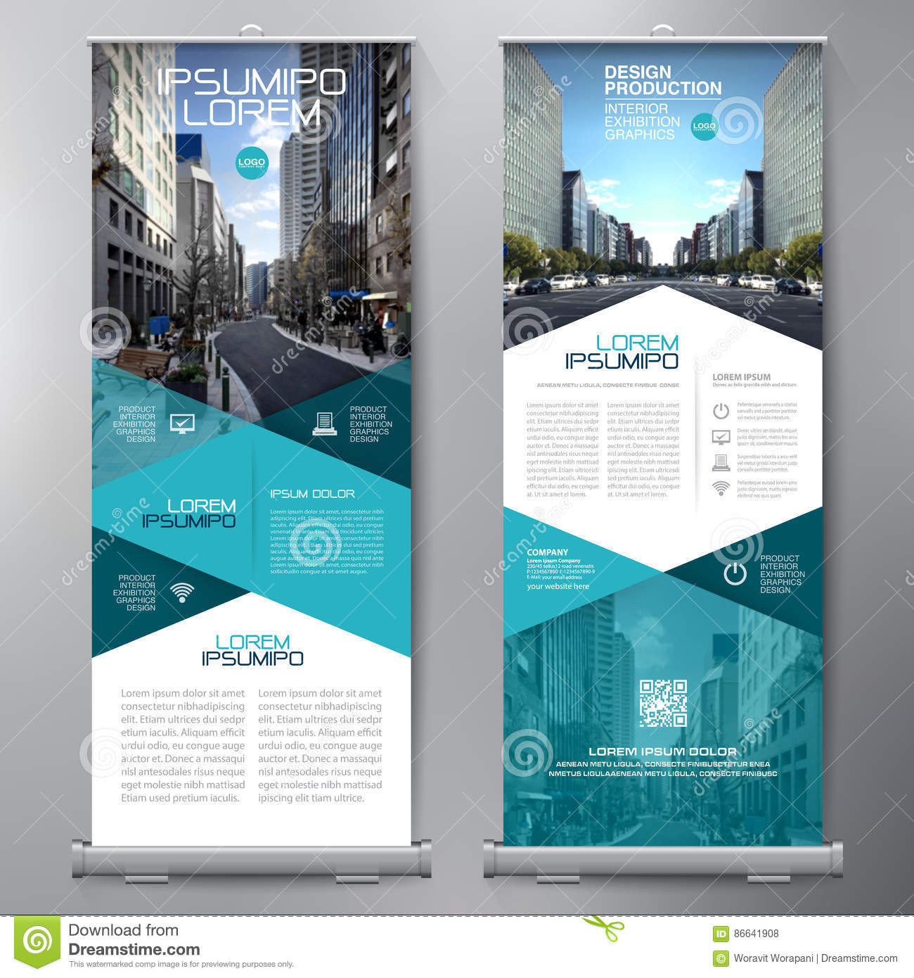 Travel Promotion Banners Kid Banners