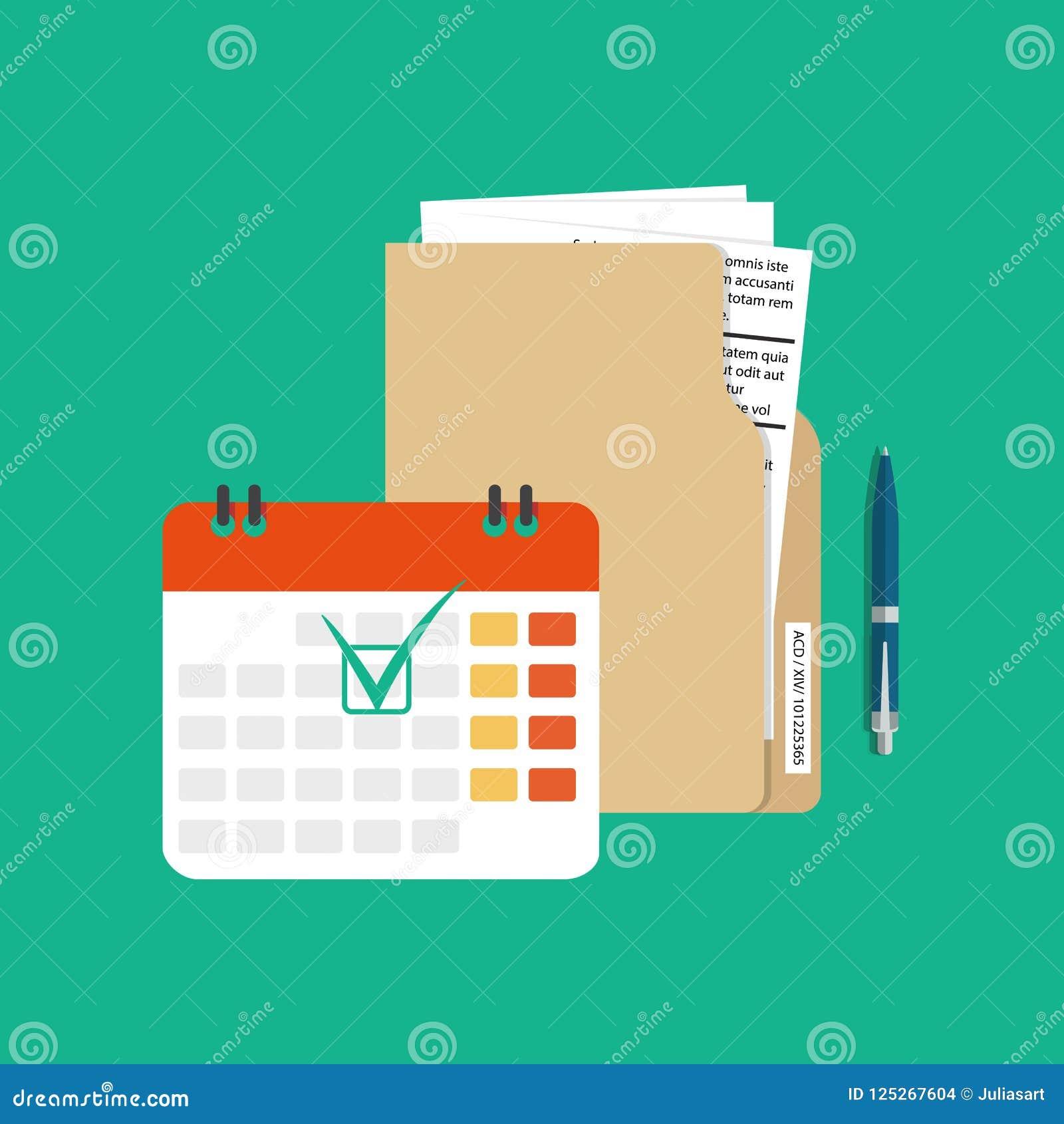 Business service concept. Vector illustration. Contract terms an. Contract terms and conditions icon. Business service concept. Vector illustration Royalty Free Illustration