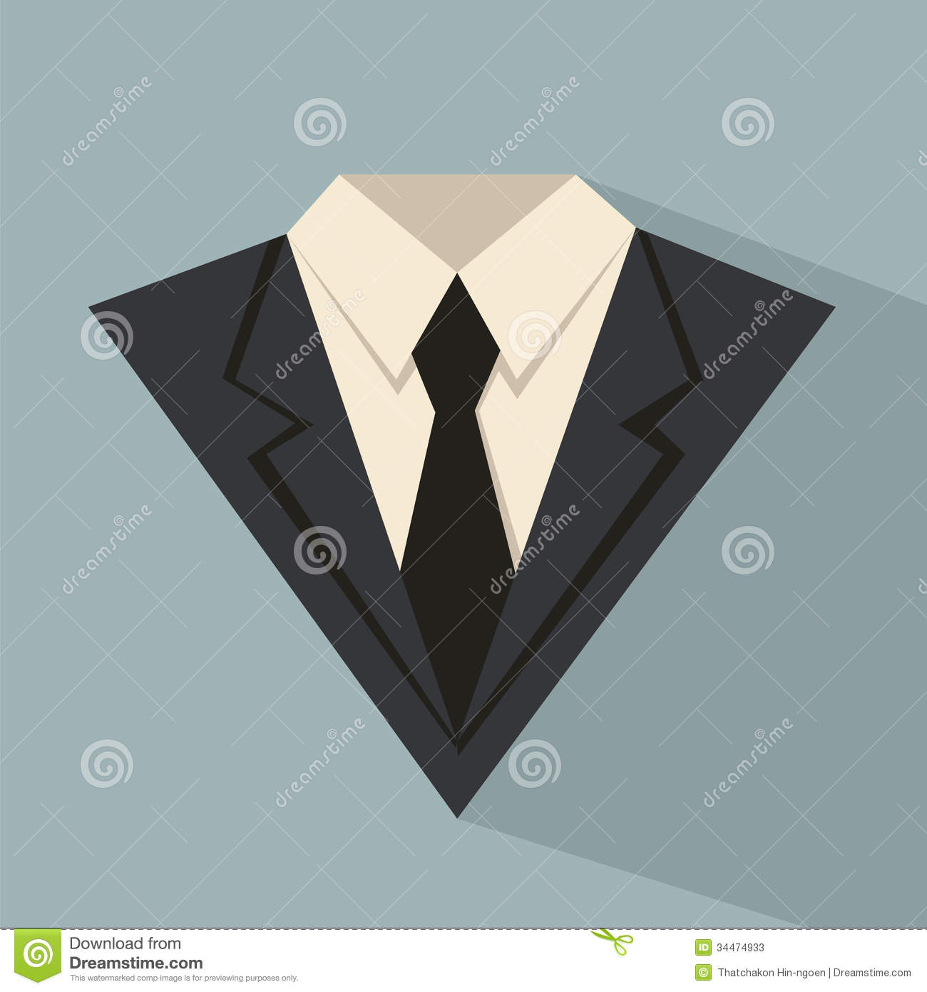 Clipart Suit And Tie