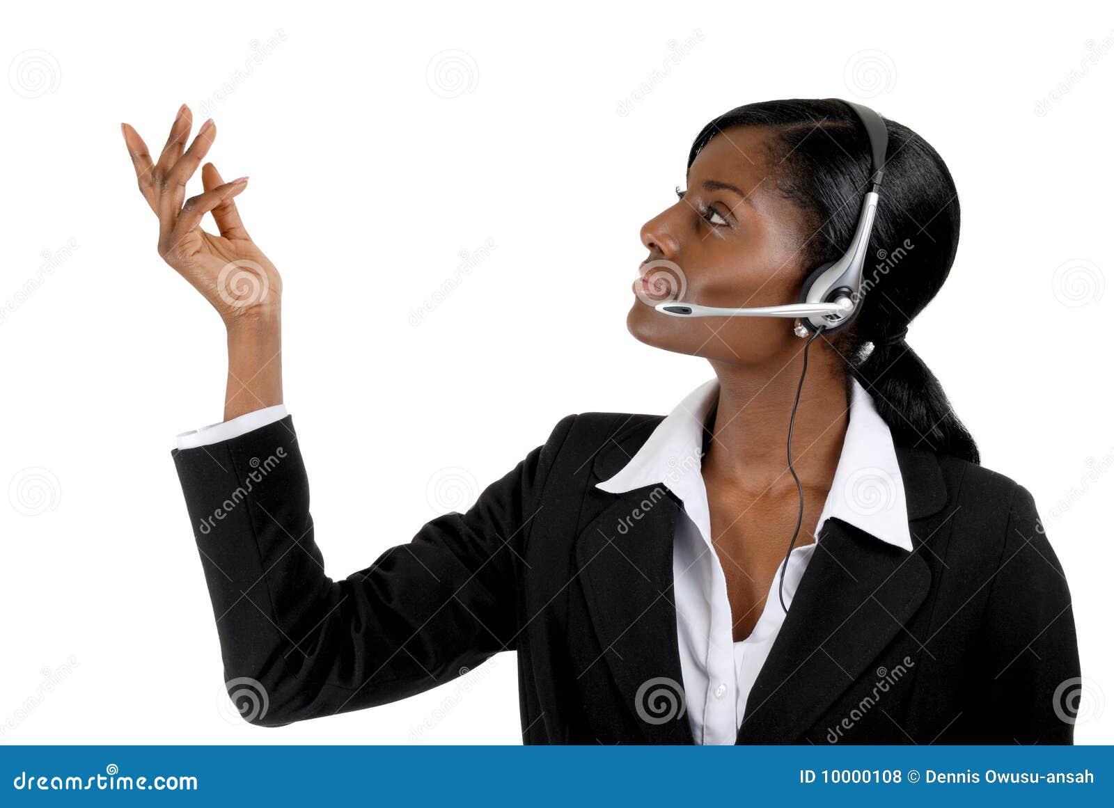 Business support operator presentation