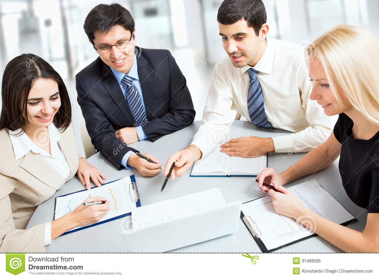 business at work royalty free stock photography business team stock image image of colleague meeting 765