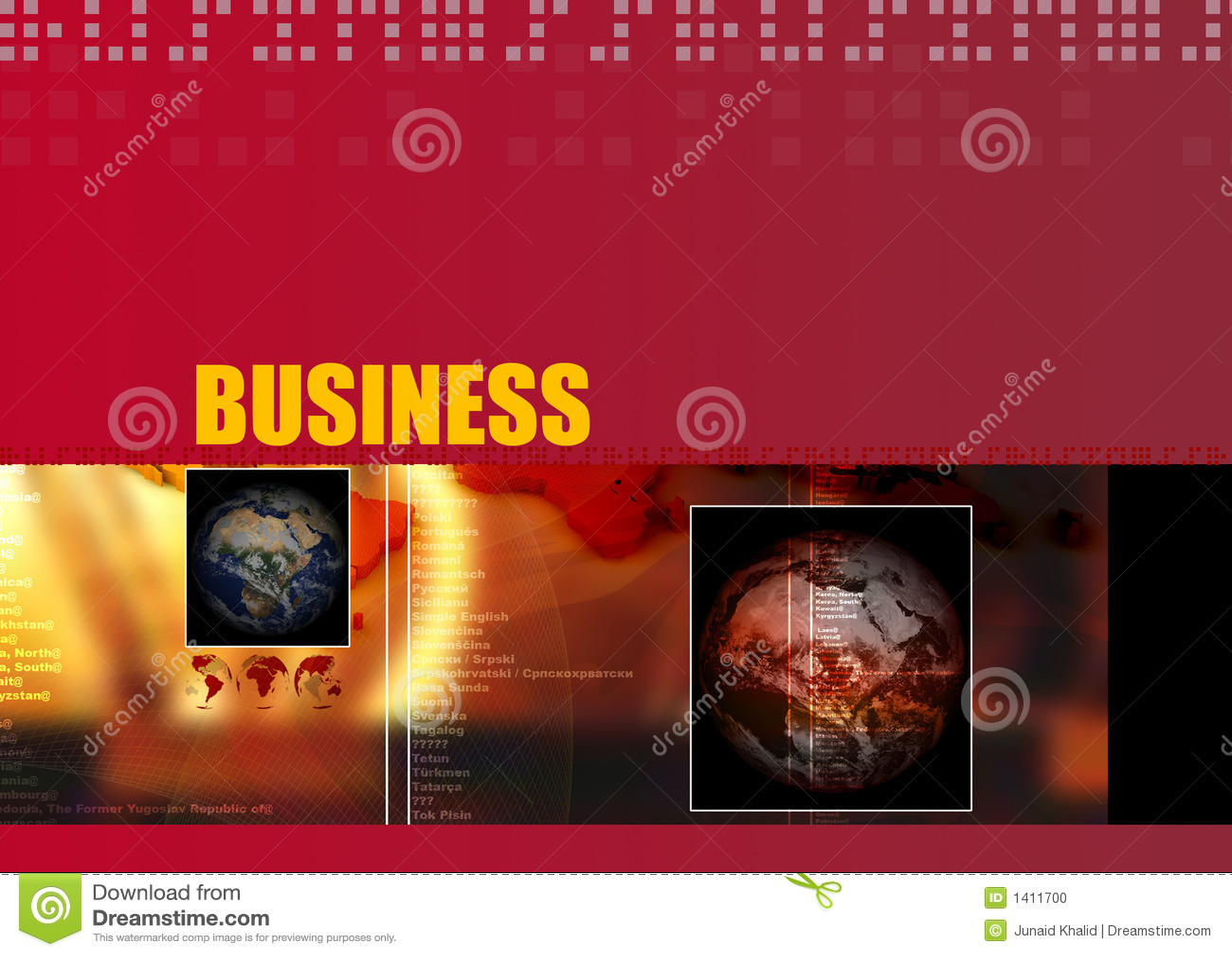Business theme 004