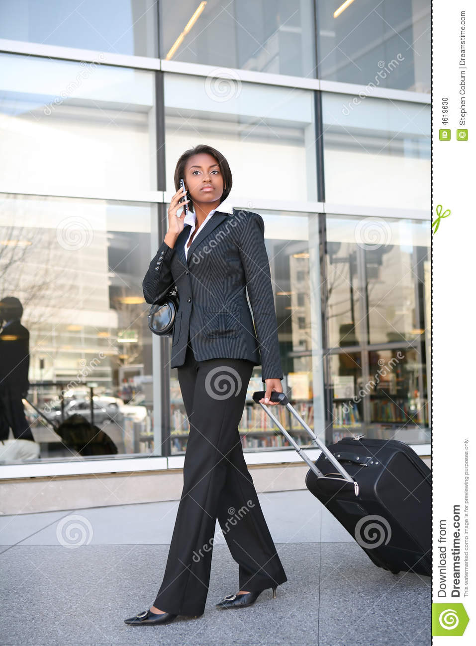 business travel woman stock photo image 4619630