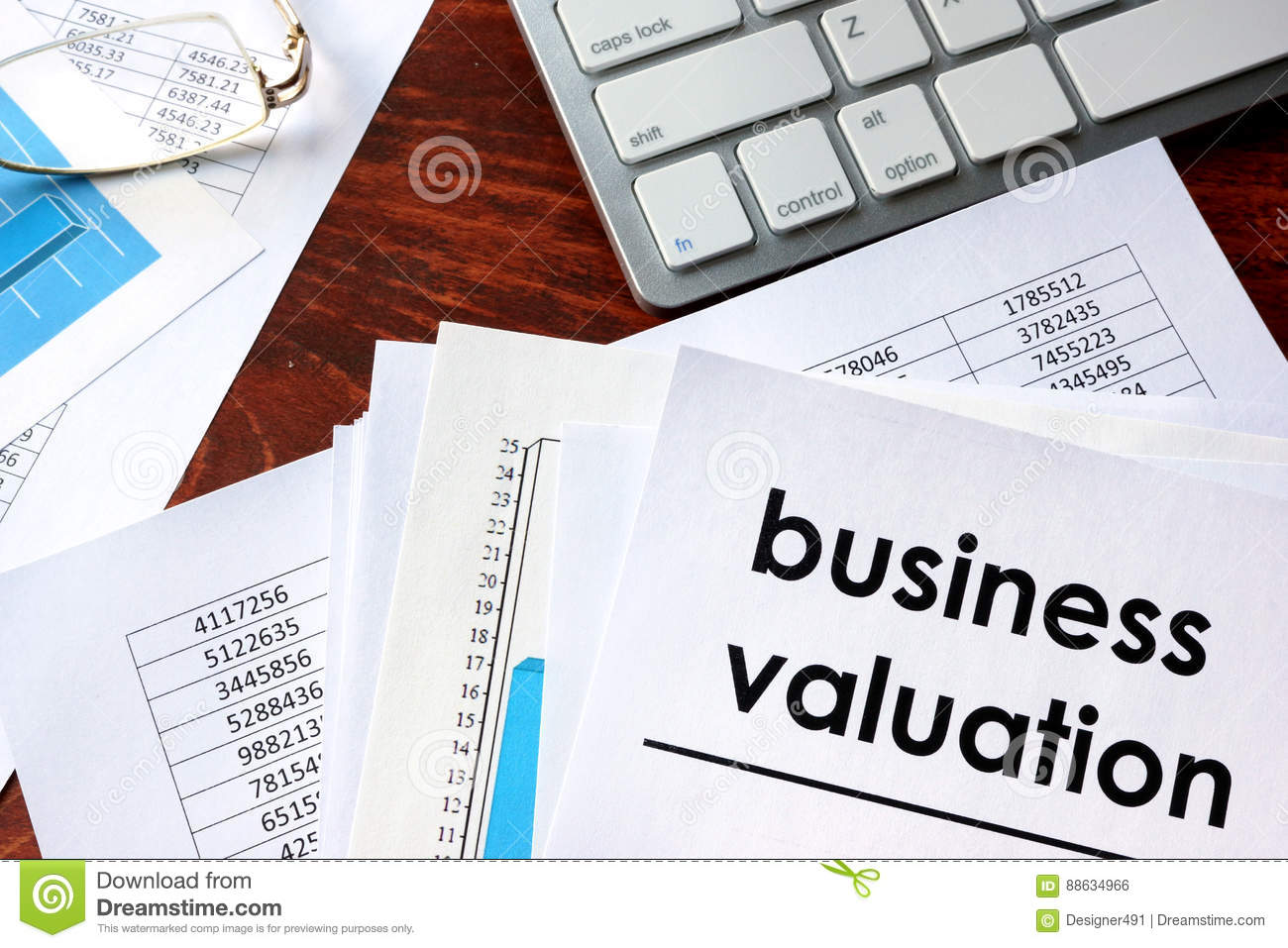 business valuation Business valuation services that dig deep rsm's professionals use the latest market data and valuation techniques to ensure accuracy.