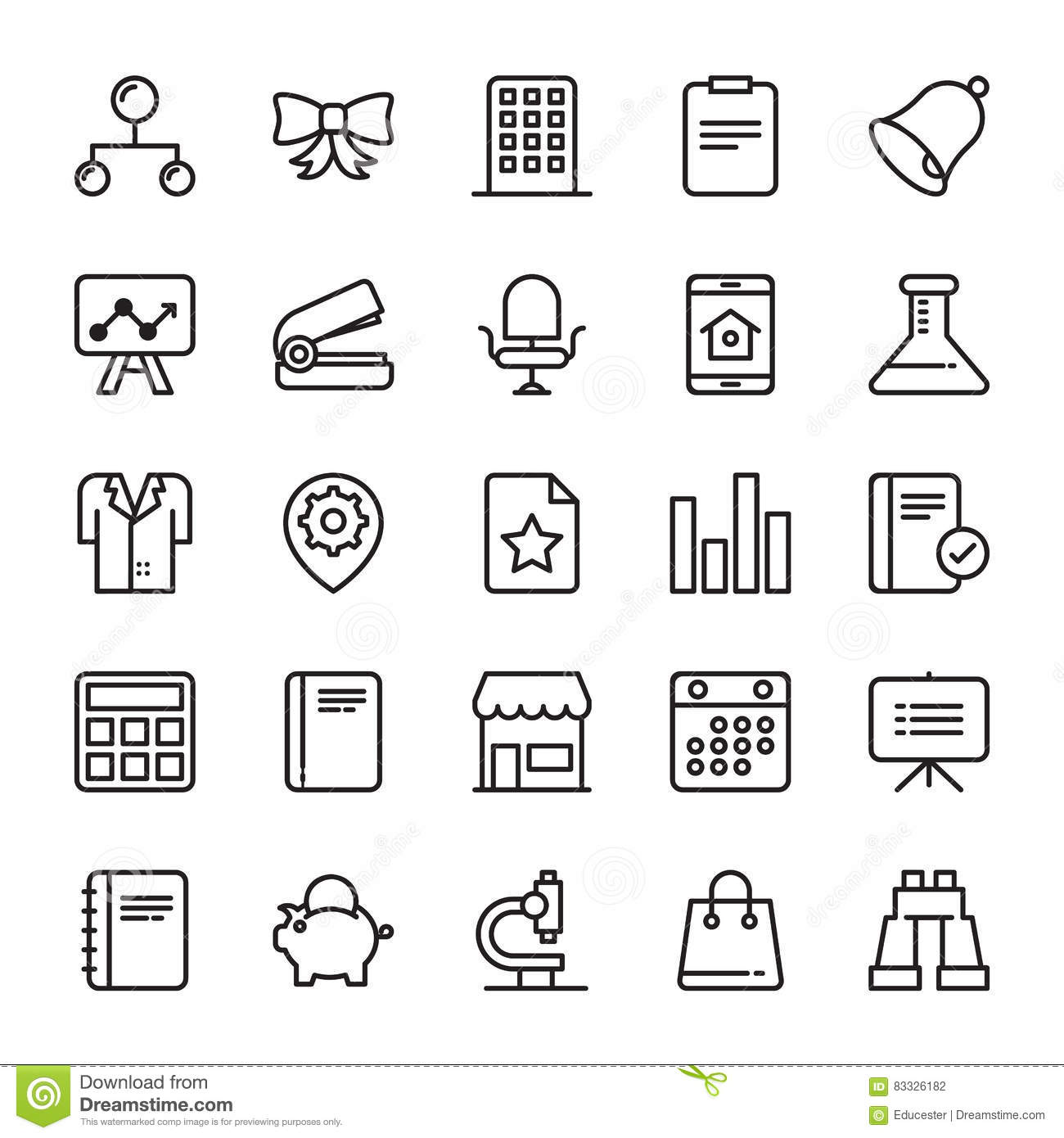 Business Vector Icons 7