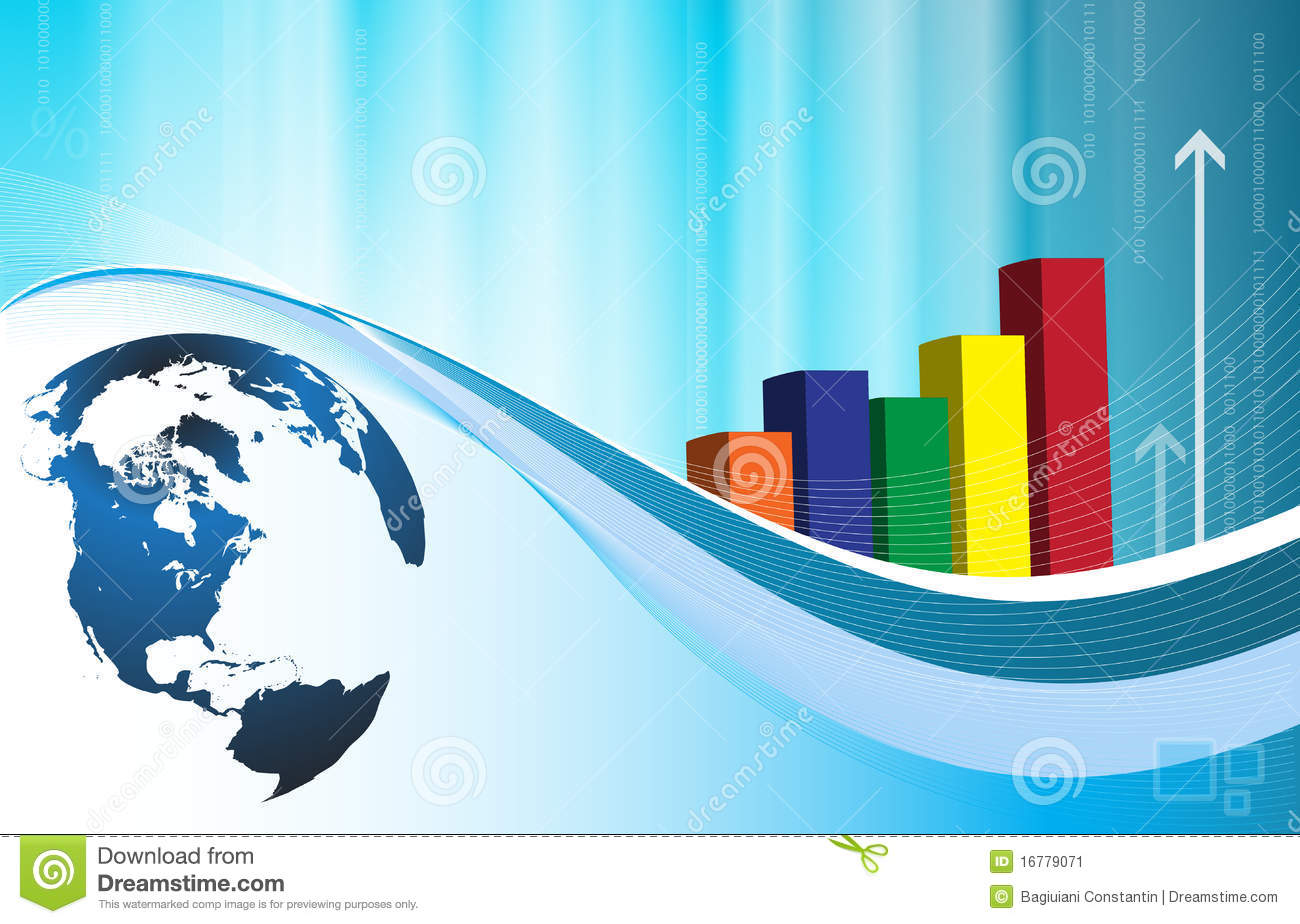 Business Wallpaper Stock Image Image 16779071