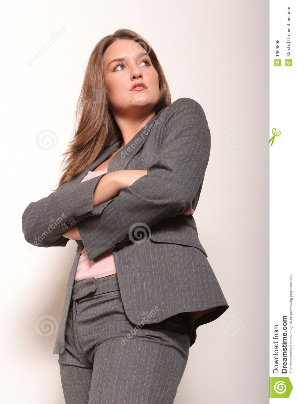 Business Woman Royalty Free Stock Image Image 1659896