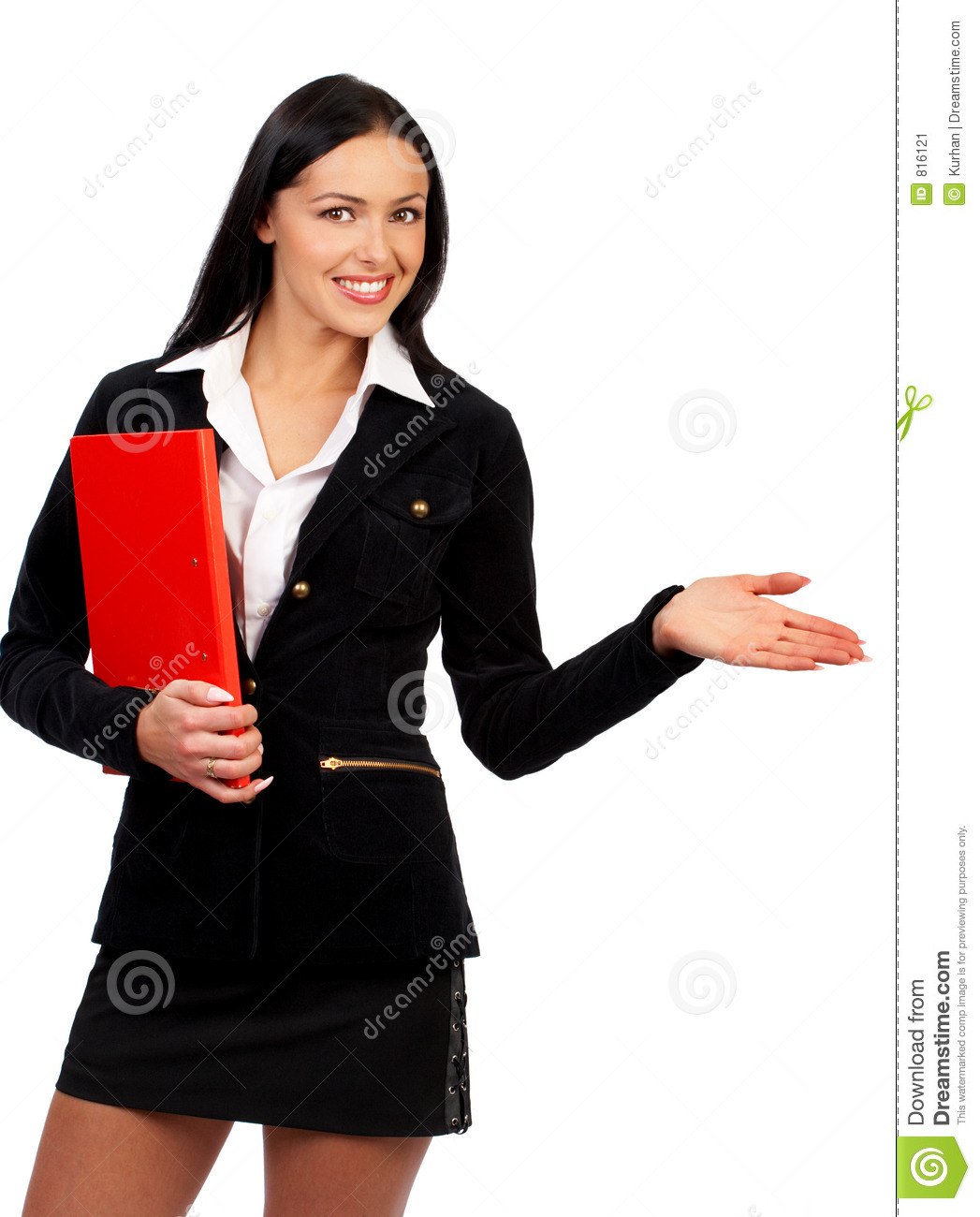 Business: Business Woman Stock Image