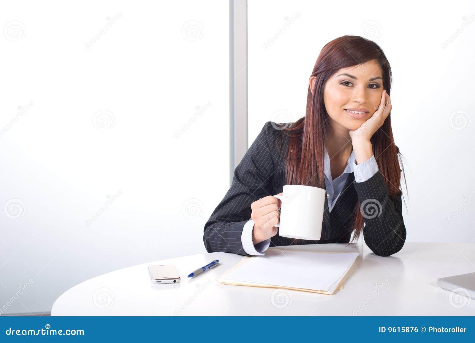 Asian Business Woman Having Success Stock Image ...