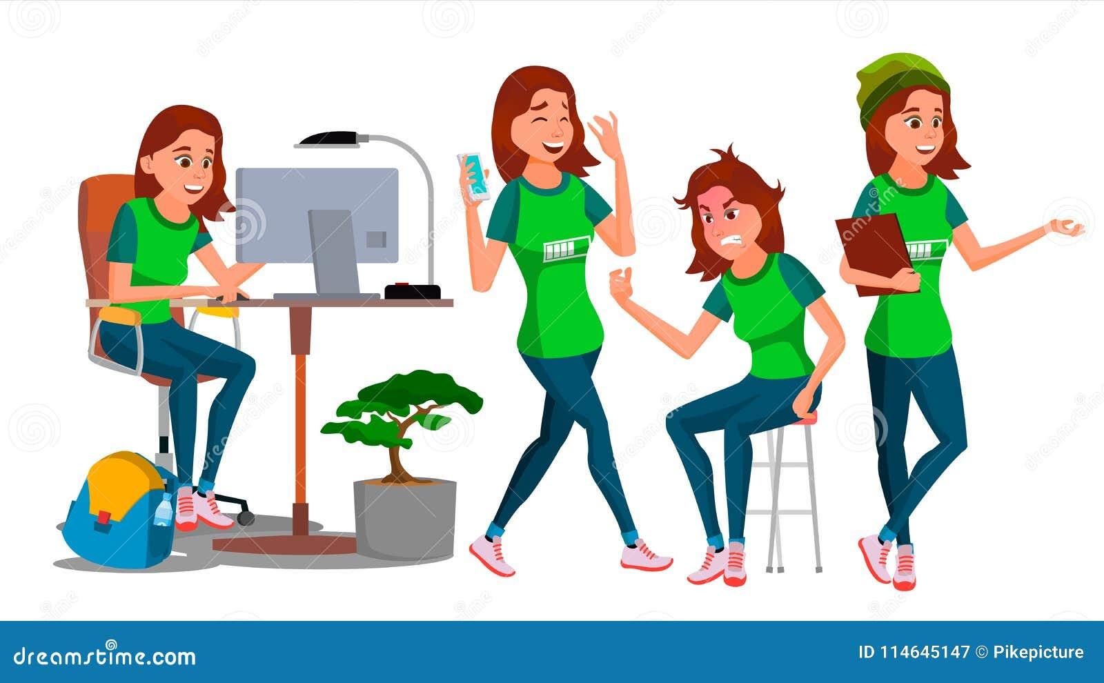 Environment teen clothes