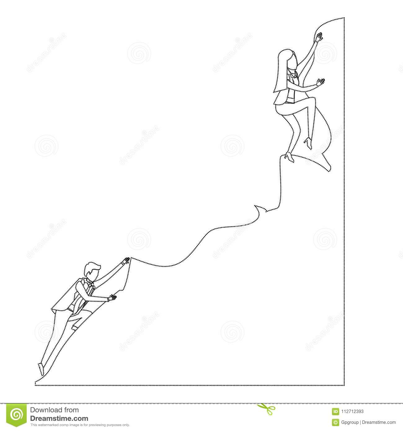 Lady Rock Climbing Mountain Climbing Sports Silhouette Clipart Illustration Instant Download PNG JPG Digi Line Art Image Drawing Lf26