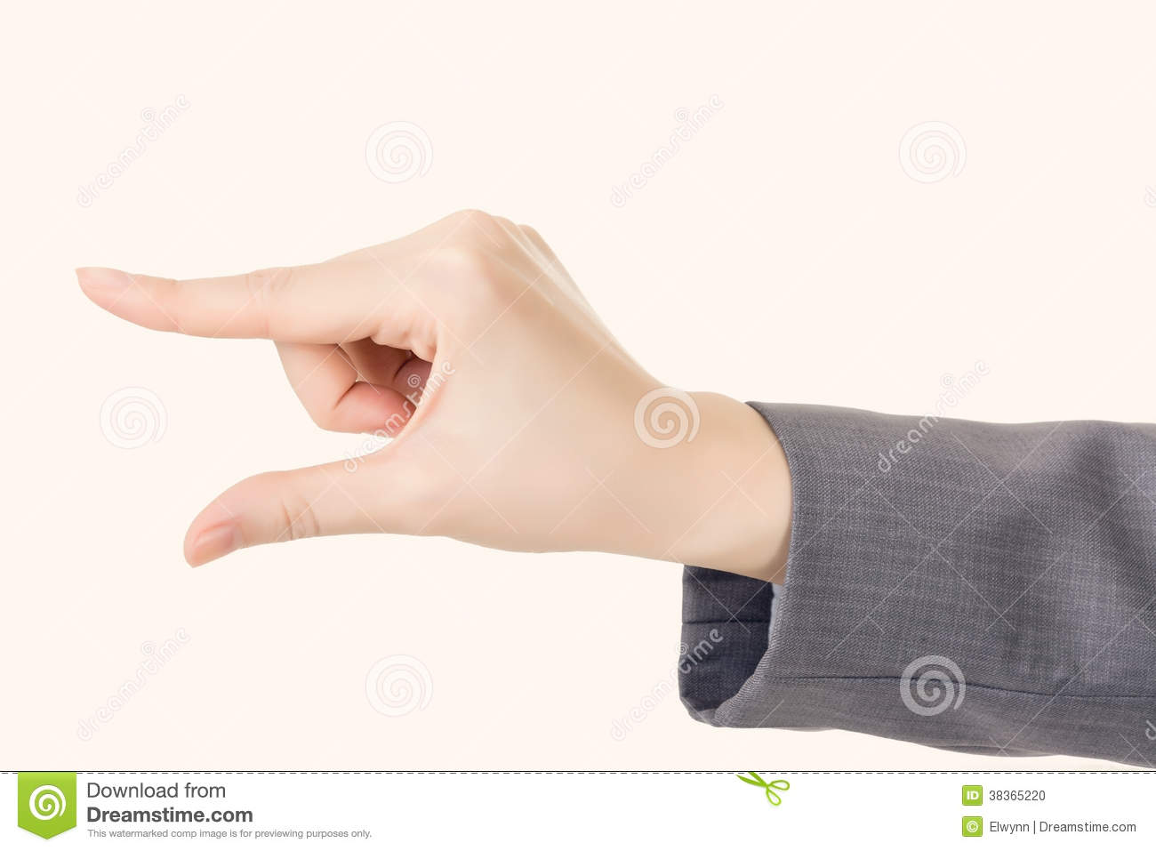 Business Woman's Hand Using Finger To Select Or Take Stock Photo ...: www.dreamstime.com/stock-photo-business-woman-s-hand-using-finger...