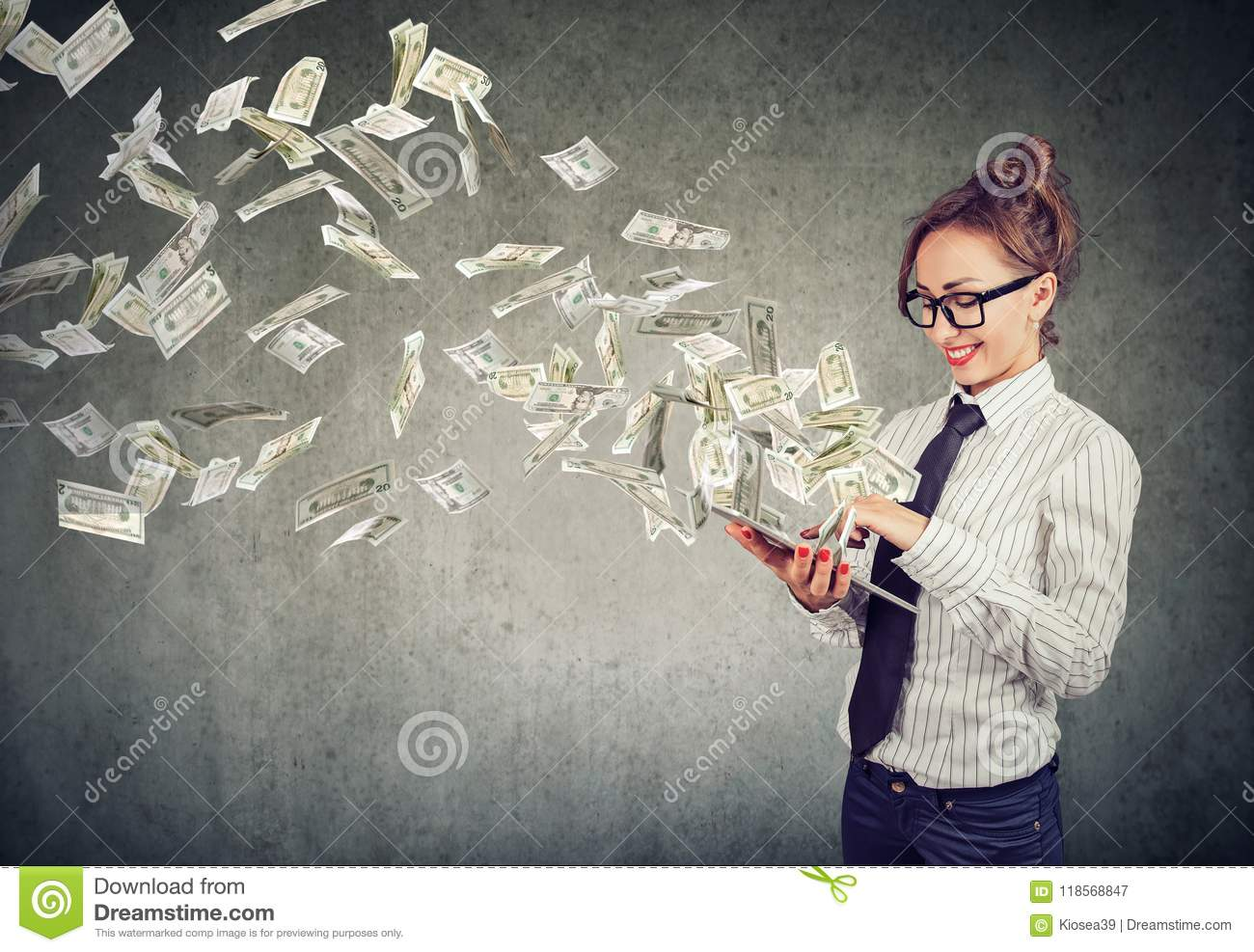 Winning Money Online