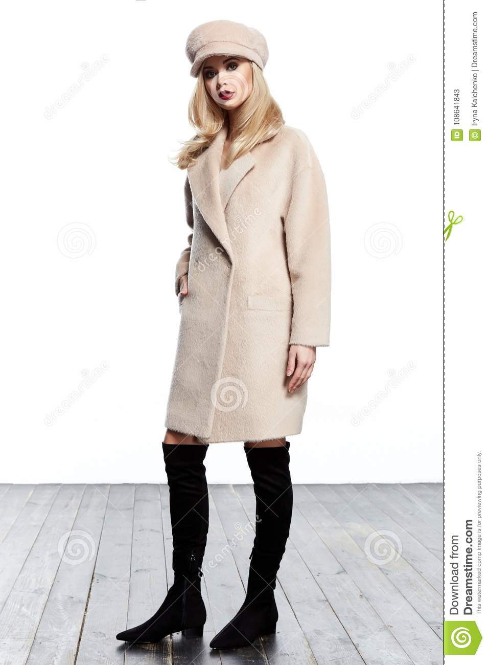 Business Woman Wear Casual Clothes Style For Winter Autumn Fashi