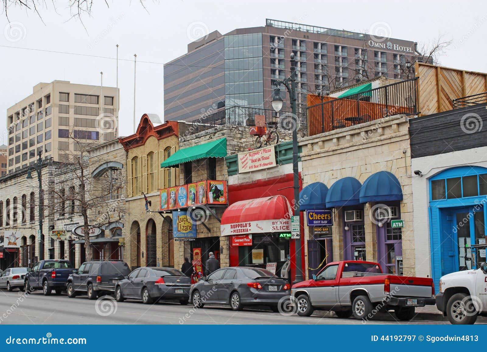 Restaurants On Th Street Austin
