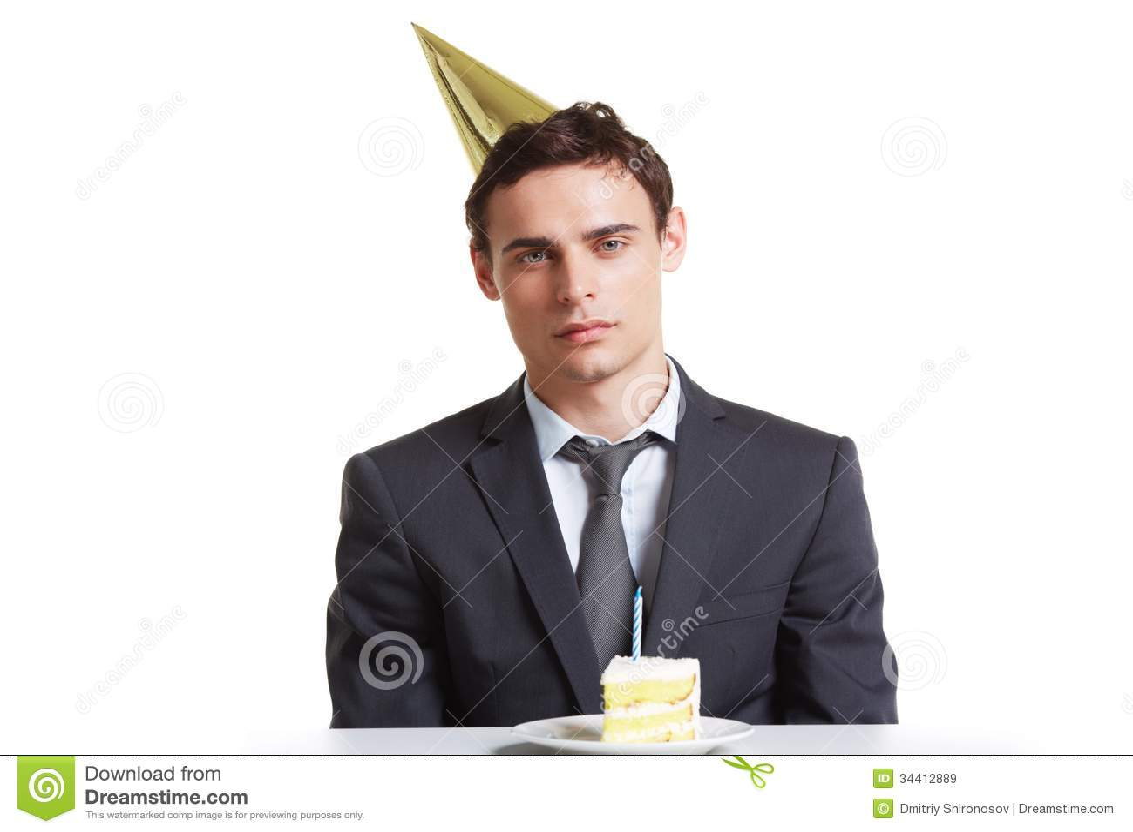 Birthday Cake Design For Businessman