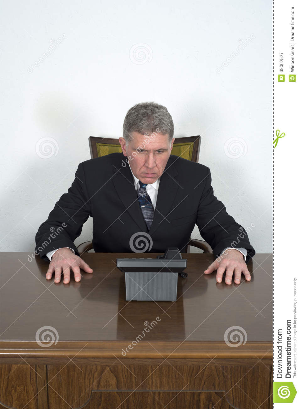 Download Businessman Business Sales Marketing Phone Call Stock Image - Image of concerns, wait: 39002527