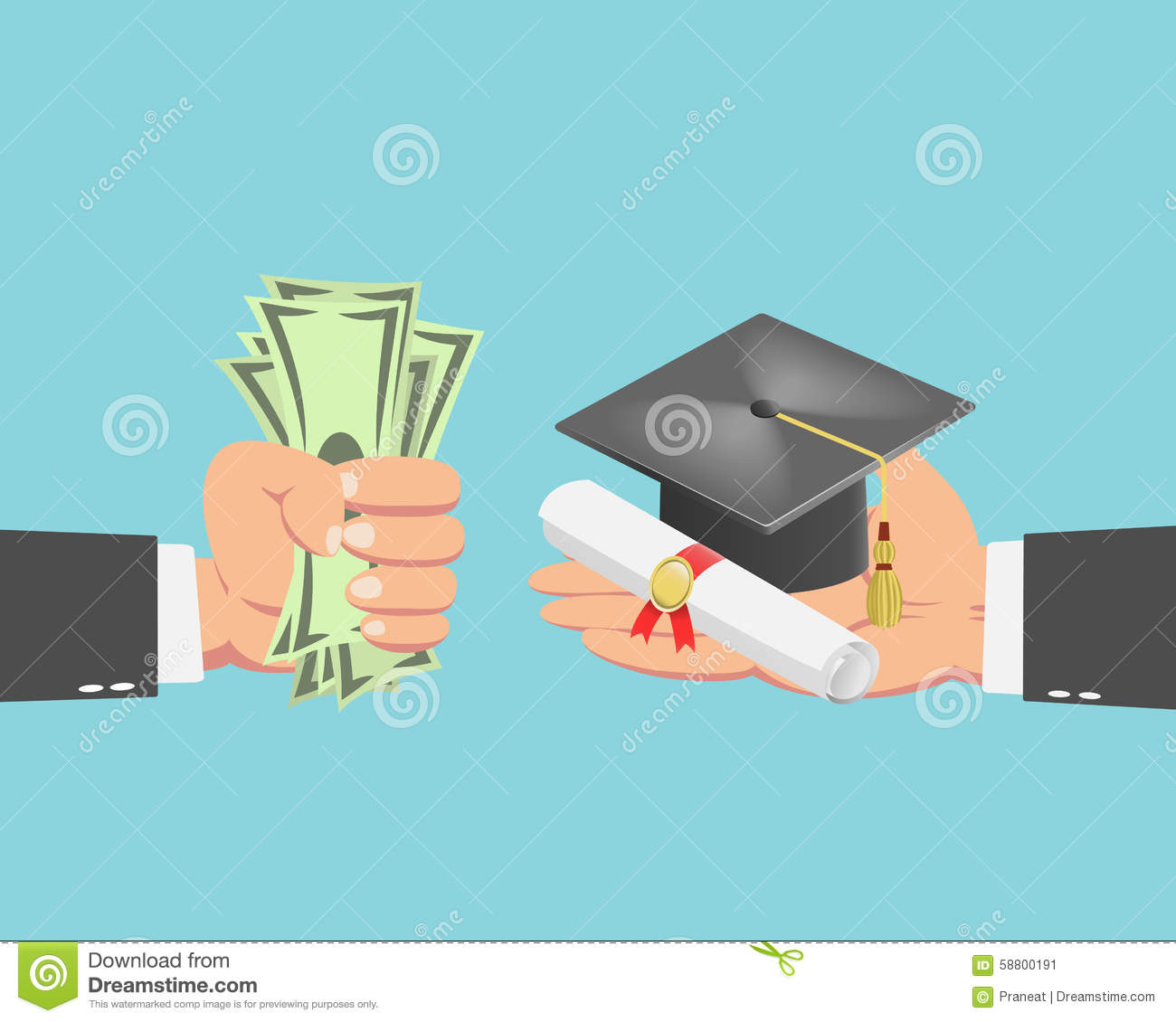 Image result for buying a diploma