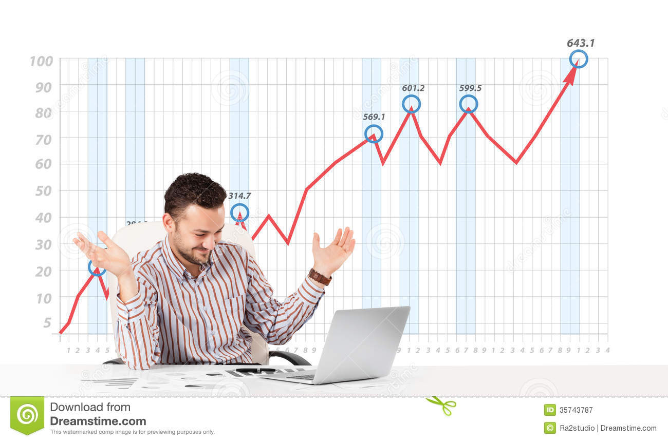 image: businessman-calculating-stock-market-rising-graph-ba-young-background-35743787