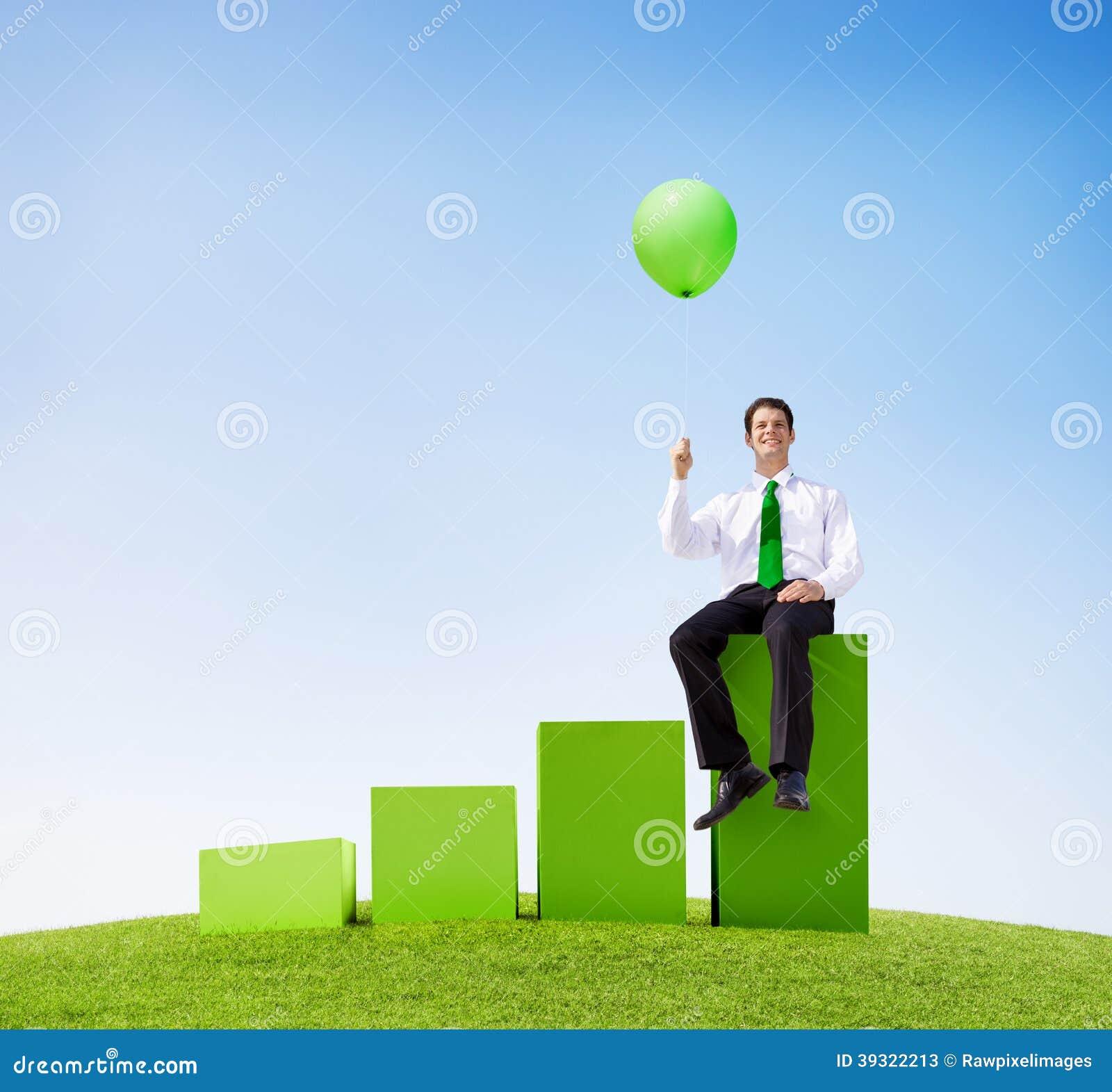 businessman career promotion stock photo image  businessman career promotion