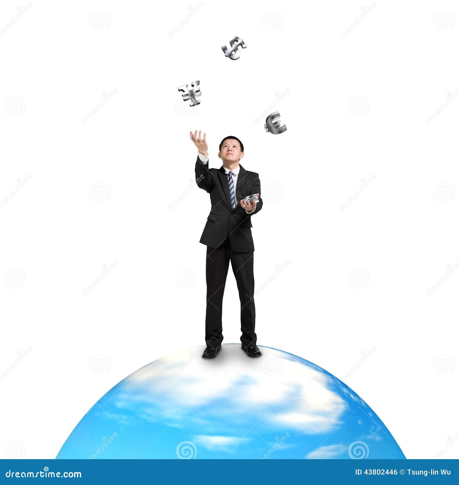 White sphere forex