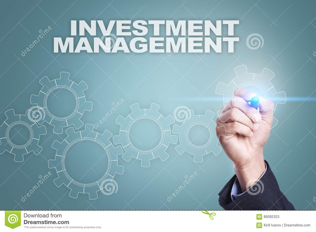 Capital Management, Profit And Investment Stock ...