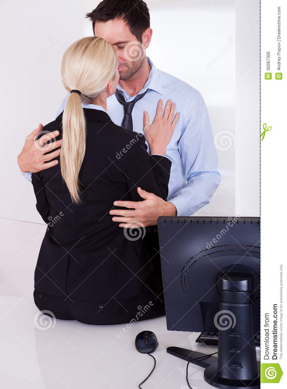 Romance in the workplace