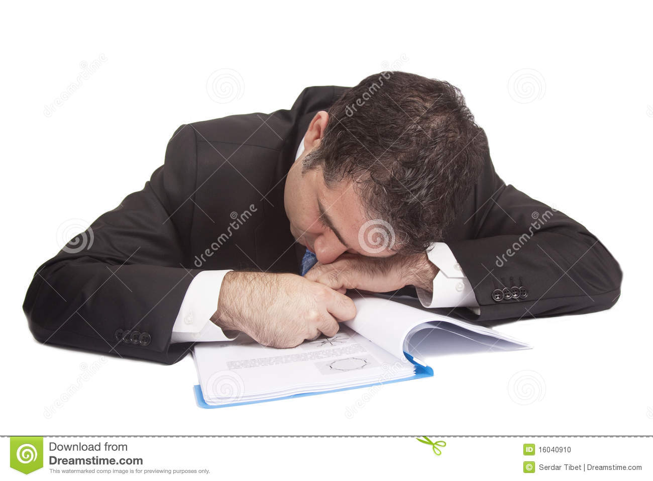 how to fall asleep when stressed