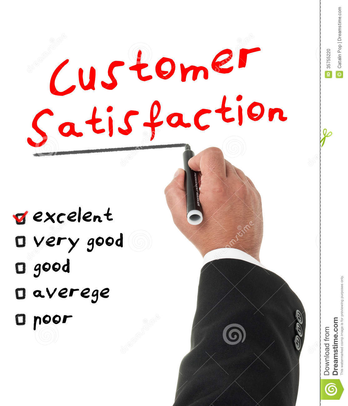 customer statisfaction research papers