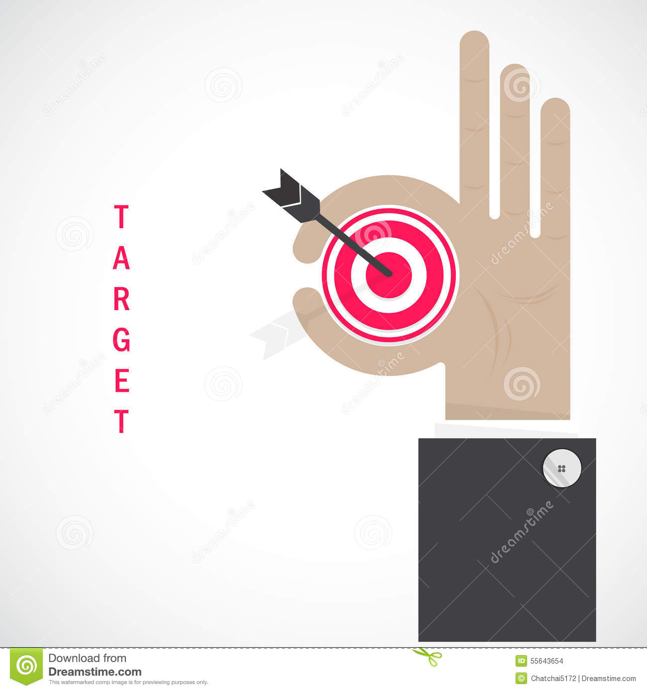 What Person Designed The Target Logo