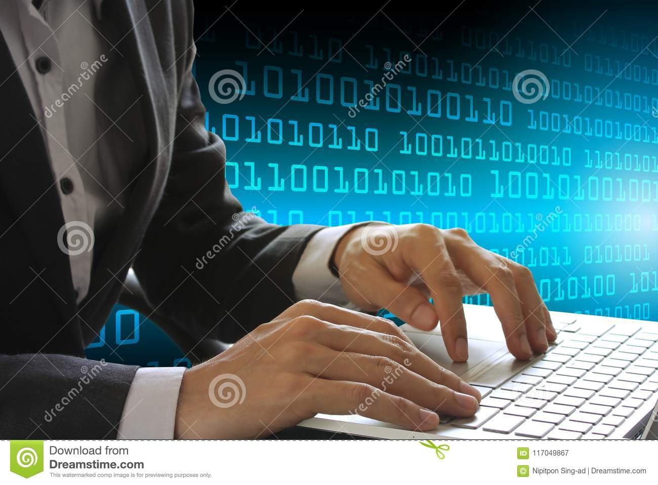 Cyber Security Data Protection Business Technology